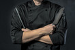 Chef Koch in der Küche
