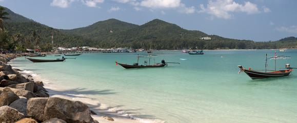 Chaloklum beach, Koh Phangan, Thailand