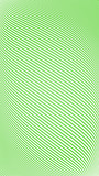 green lines over white background. vector abstract waves wallpaper. dynamic banner design. striped, optical illusion frame - 190534732