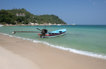 Ao Thong Nai Pan Noi, Koh Phangan, Thailand