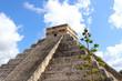 Templo de Kukulcán en Yucatan