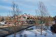 Calgary Skyline winter