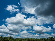 blue sky and the cloud - 190594553