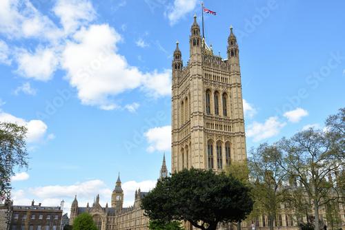 Staande foto Londen abtei von westminster