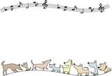 dog design background