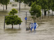 flood 2013, linz, austria - 190617198