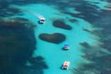 Aerial view of the Heart reef - 190628100