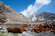 Quadro White Island, Neuseelands aktive Vulkaninsel