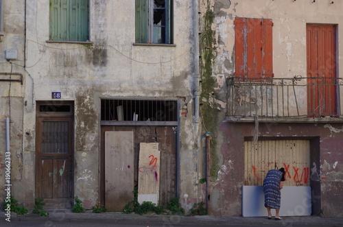logement insalubre en ville en France