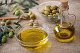 Extra virgin healthy Olive oil. - 190701981