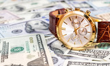 Wrist watch on dolla...