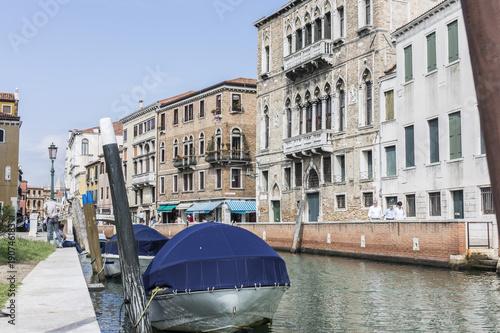 Foto op Plexiglas Venetie Kanal in Venedig