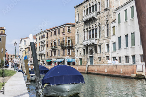 Foto op Canvas Venetie Kanal in Venedig