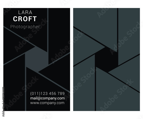 Vertical business card template buy photos ap images detailview vertical business card template reheart Images