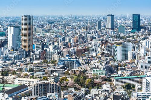 都市風景イメージ 東京