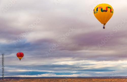 Papiers peints Arizona Balloons at Page Arizona Festival