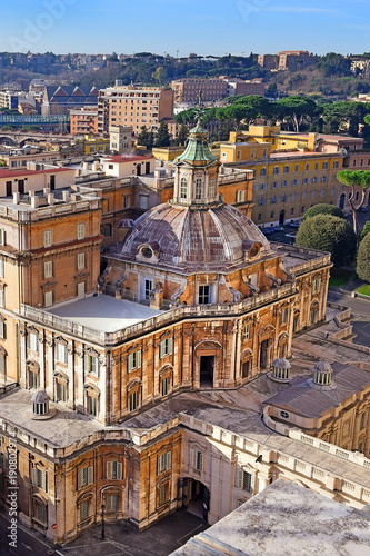 Papiers peints Rome internal buildings in the Vatican City, Rome, Italy
