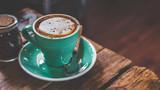 Tasty Hot Cappuccino Coffee