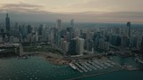 Chicago Skyline - Ae...
