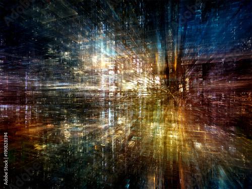 Vision of Virtual World