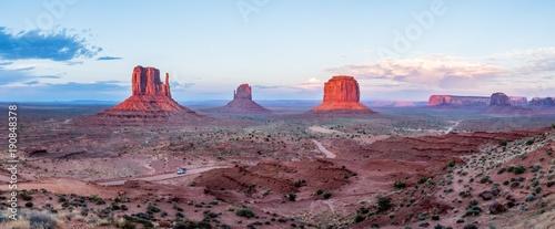 Foto op Plexiglas Blauwe hemel landscape photo