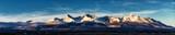 Panoramic shot of wi...