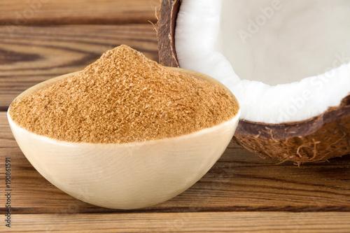 Coco sugar - 190861591