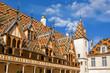 Beaune. Les Hospices, Côtes d'or, Bourgogne, France