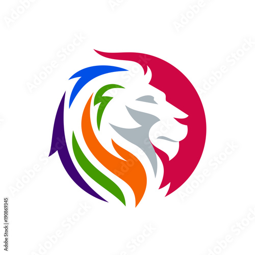 Lion Logo Stock Images