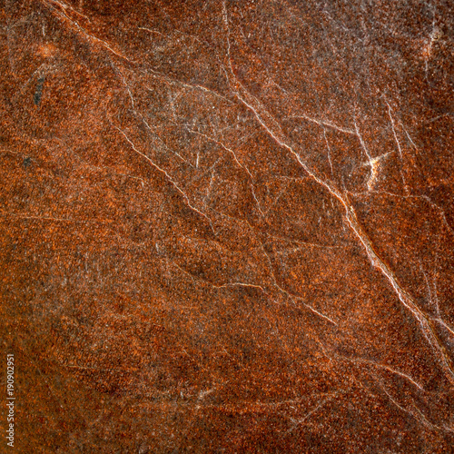 Close up Old brown leather texture and background