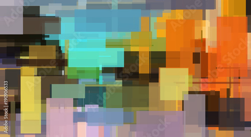 Fototapeta Abstract Geometric Background