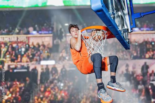 Aluminium Basketbal schiacciata vincente