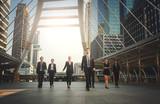 Professional business team - 190992923