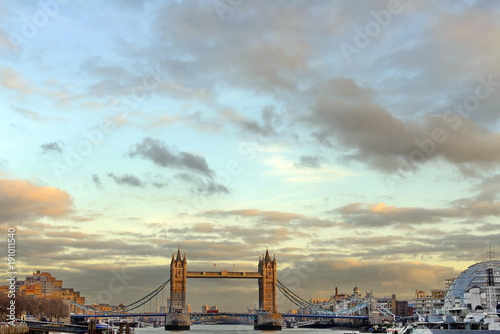 Keuken foto achterwand London london tower bridge