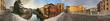 Quadro Vicenza, ponte sul fiume Retrone a 360°