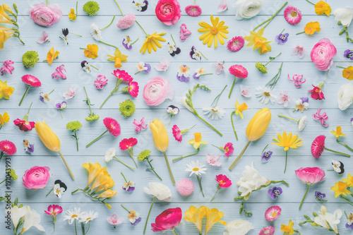 Spring flowers - 191043993