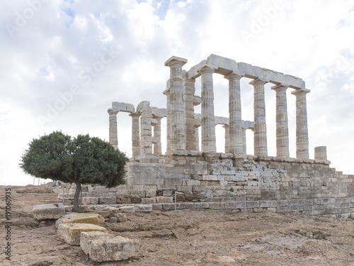 Ancient Temple of Poseidon