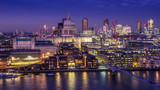 St Pauls and the London skyline - 191073734