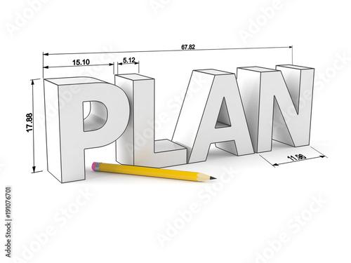 Plan project