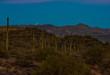 Desert Sliver Moon