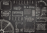 Placemat for Pizzeria - 191095386