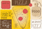 Placemat for Pizzeria - 191095522