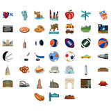 New York City Icons - 191104751