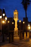 Denkmal El Triunfo vor dem Indien-Archiv - 191107539