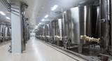 barrels  in winemaker factory - 191130534