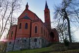 Die evangelische Kirche Heringsdorf - 191155313