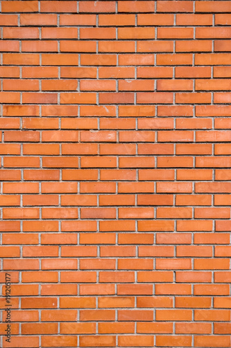 Fotobehang Stenen Brick wall texture background