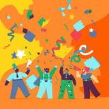 Carnevale è arrivato, Festa! - 191221998
