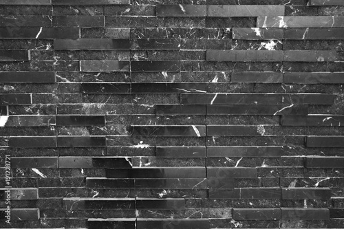 Fotobehang Stenen Modern finishes of stone, granite, dark color. Background, texture