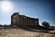 Temple of Concordia. Valley of the Temples in Agrigento on Sicily, Italy (Valle dei Templi)